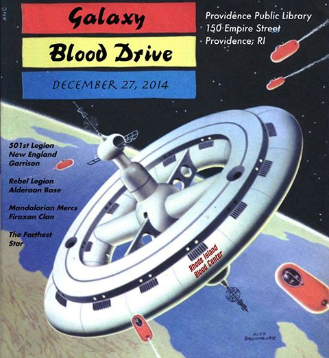 Galaxy Blood Drive 2014